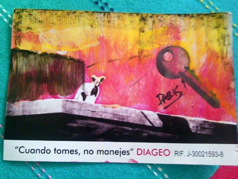Pampero PEMDLC 2013 - DIAGEO (Consumo responsable) 9