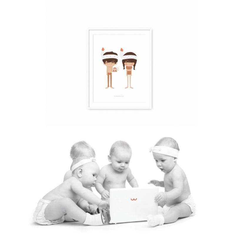 Toocoolito - Monerías para bebés excepcionales 8