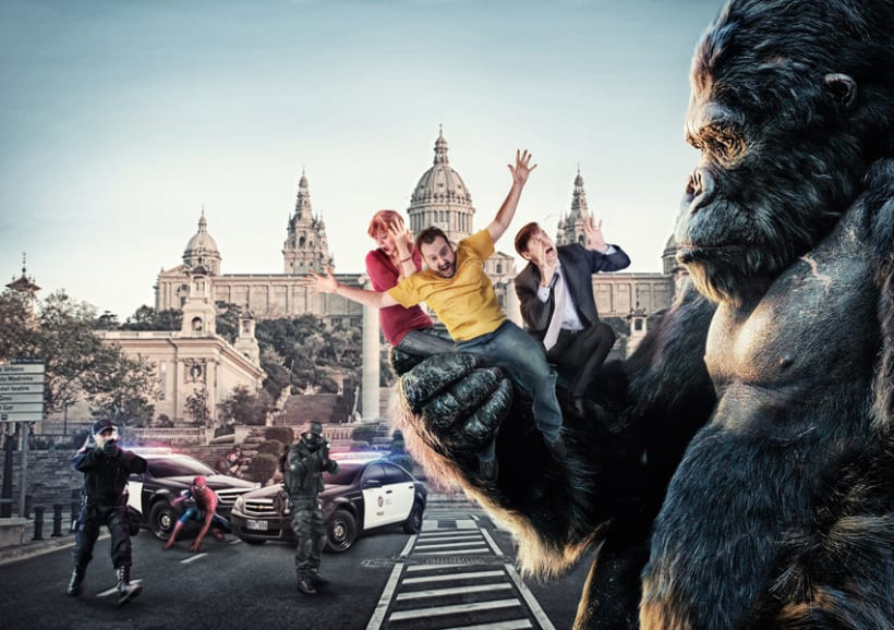 King Kong 2014!! -1