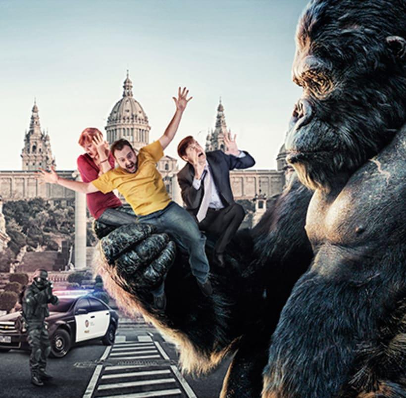 King Kong 2014!! 0