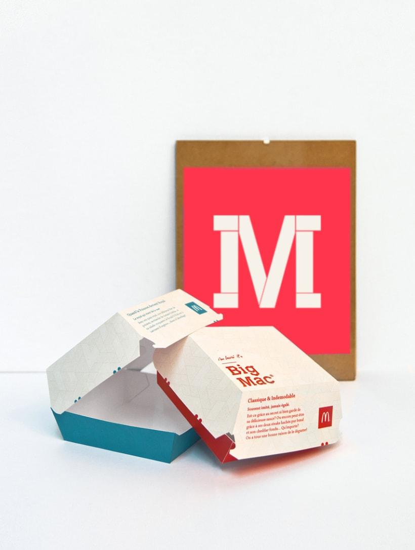 Mc Donald´s  - Custom type  6