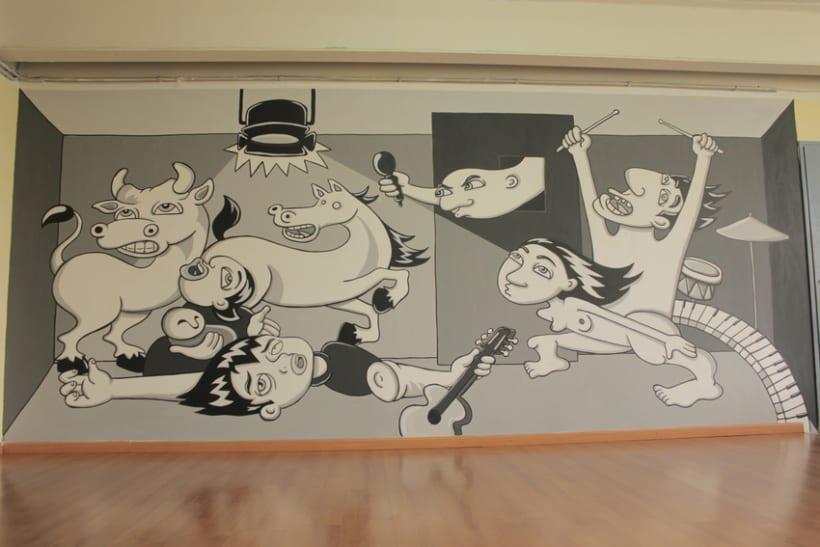 Pintura mural 15