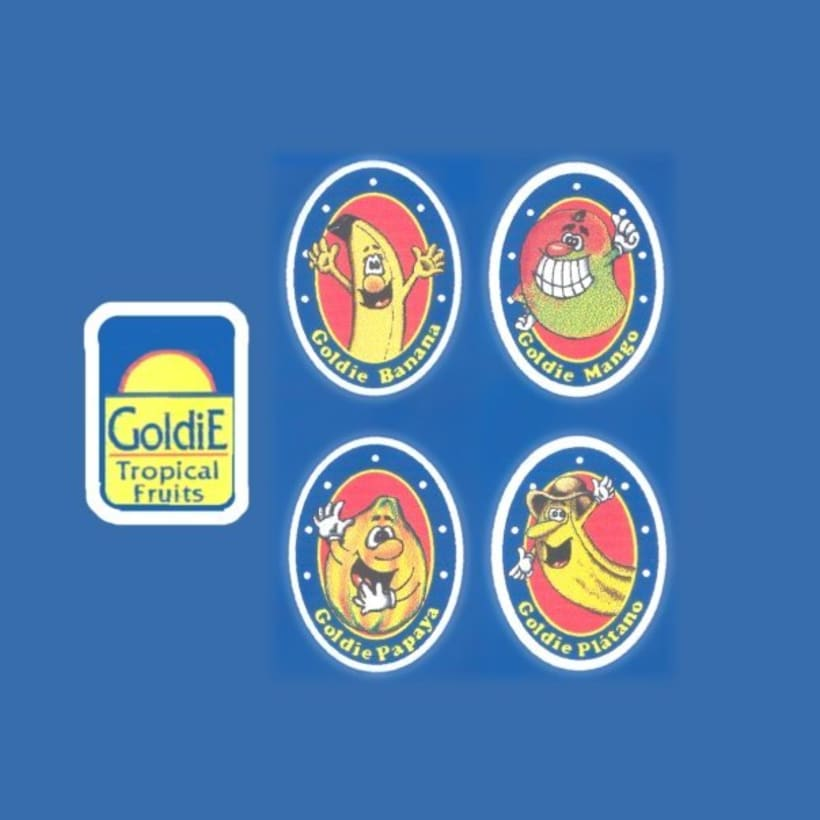 Company GOLDIE: creativity, designs and ilustrations. -1