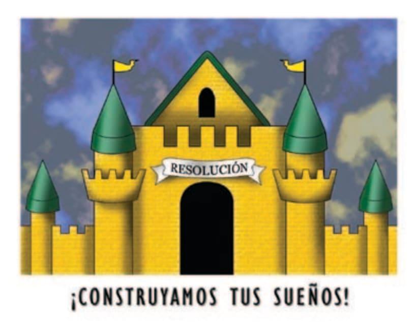 Banco de la Republica: Several print design. 3