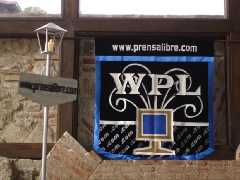 Company Prensa Libre.com(WPL in Festival de Antigua): Image and design. 2