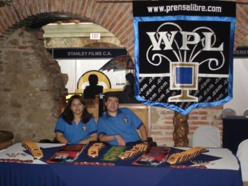 Company Prensa Libre.com(WPL in Festival de Antigua): Image and design. 3