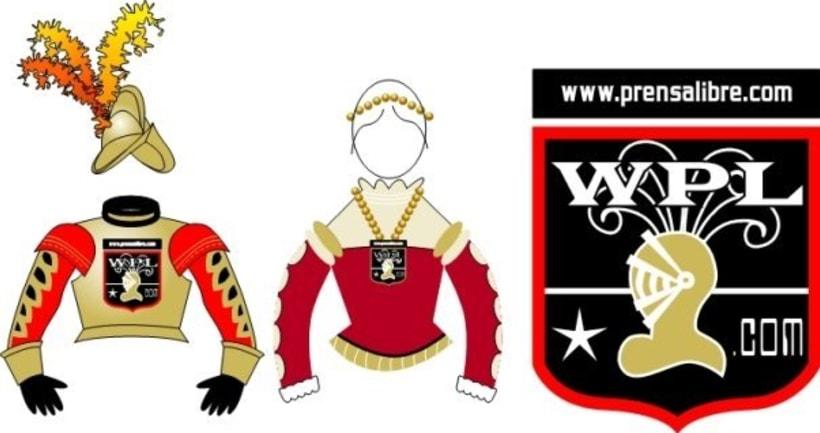 Company Prensa Libre.com(WPL in Festival de Antigua): Image and design. 5