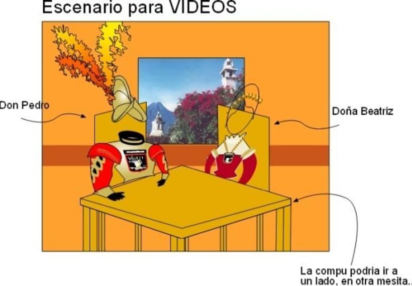 Company Prensa Libre.com(WPL in Festival de Antigua): Image and design. 6