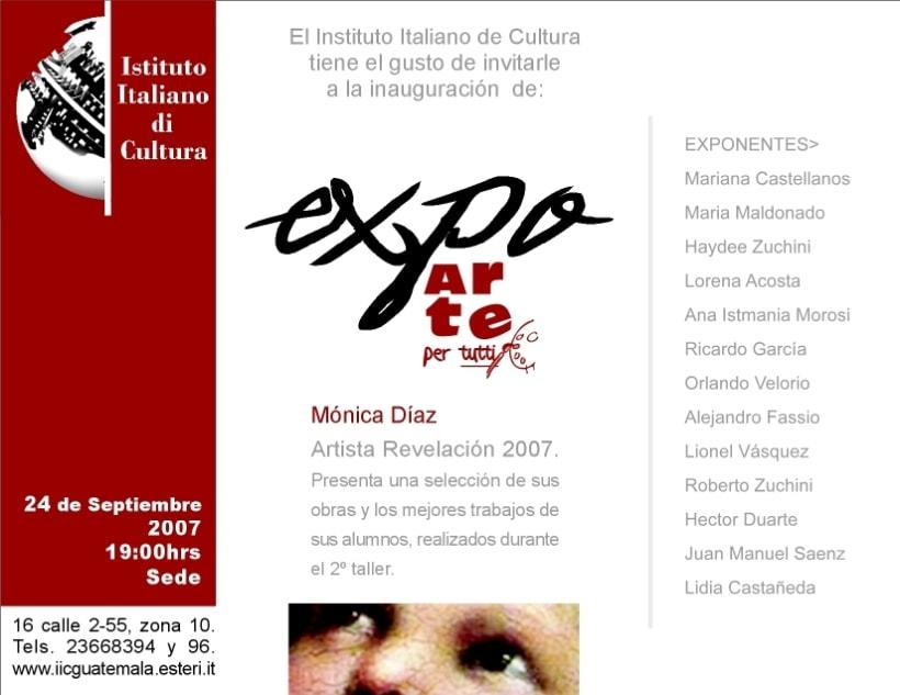 IIC-Guatemala: Various print designs 1