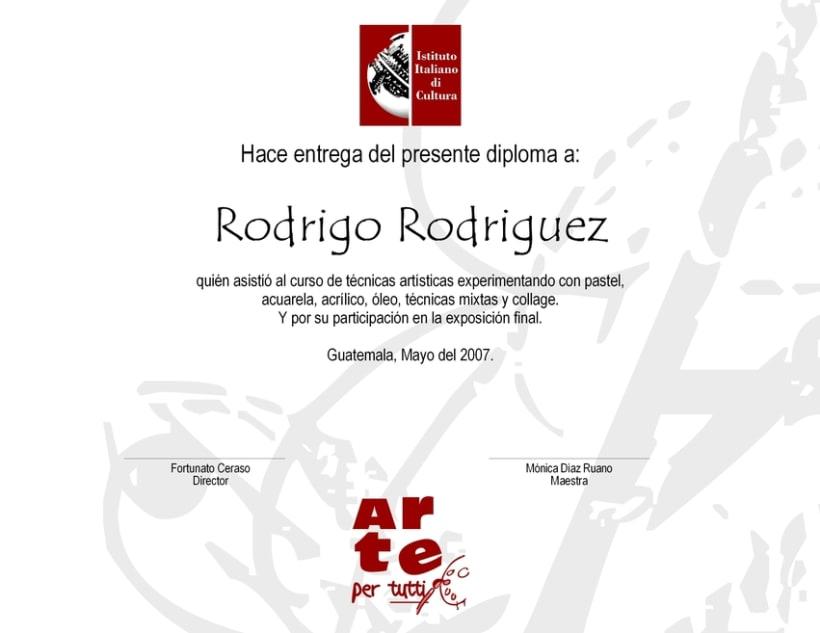IIC-Guatemala: Various print designs 3