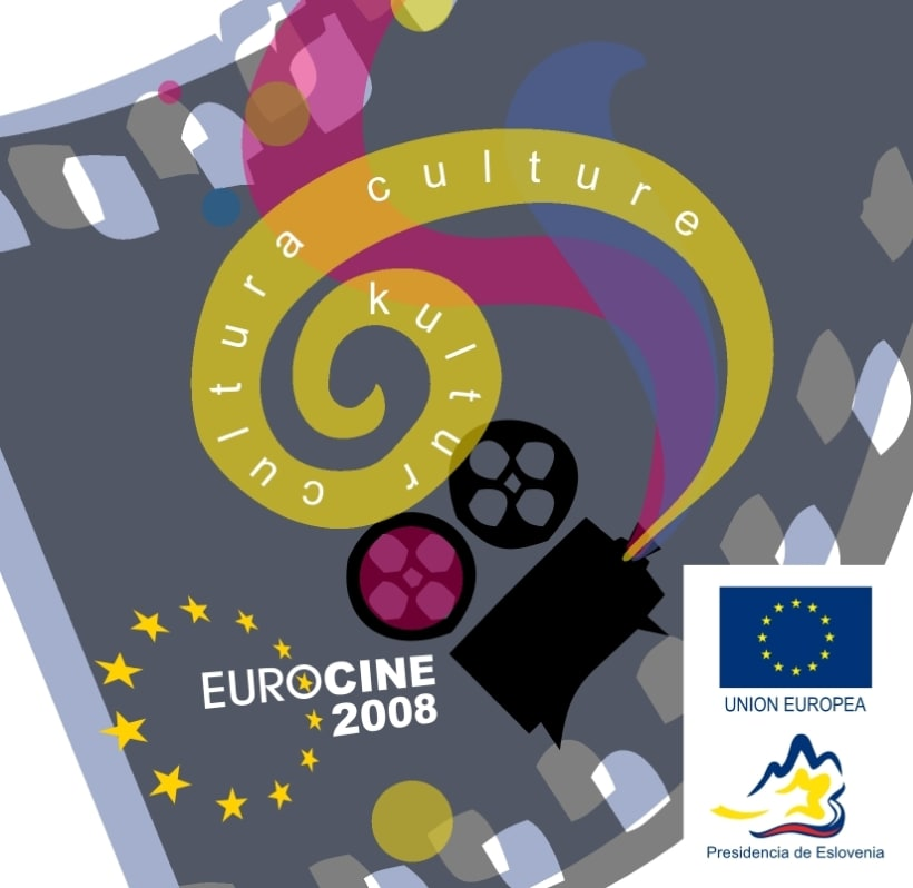 Eurocine - Guatemala 2008: Image design and advertising campaign (1st part) 0