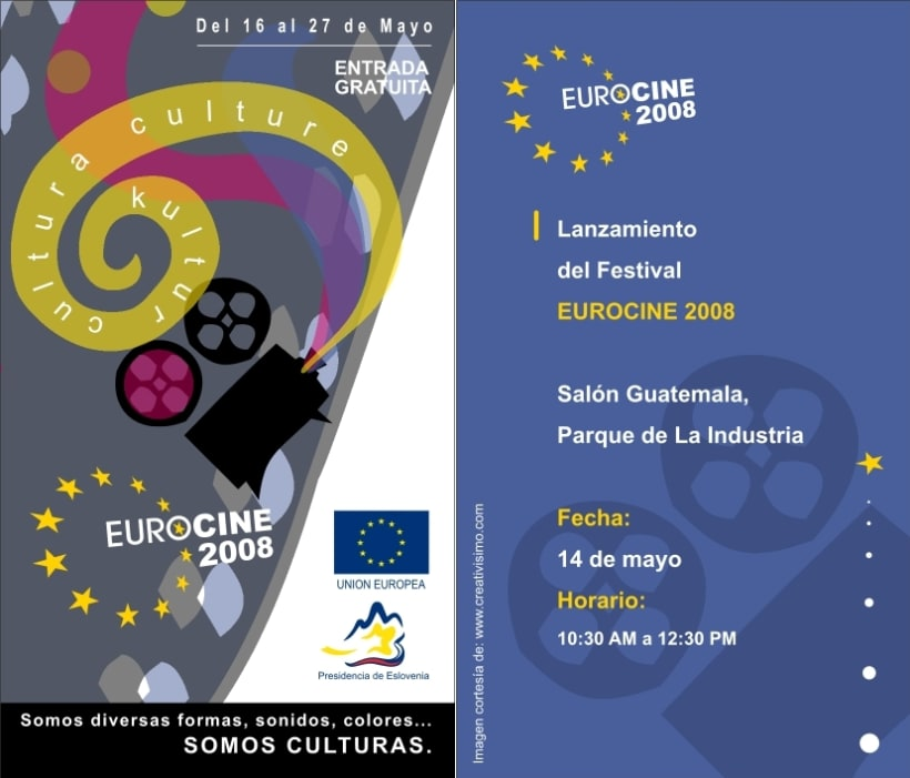 Eurocine - Guatemala 2008:  (2nd part) -1