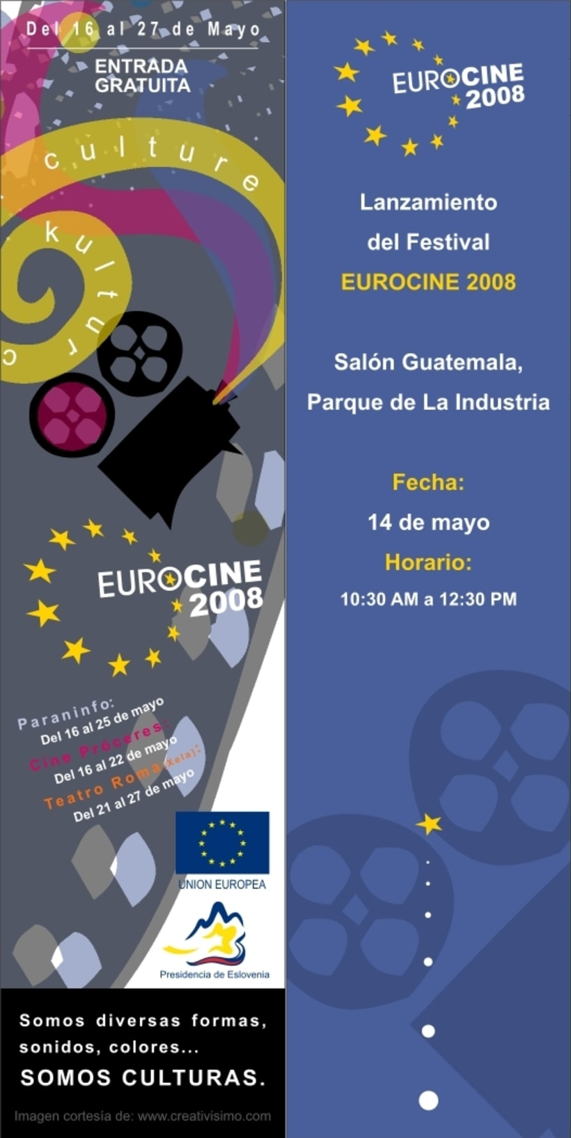 Eurocine - Guatemala 2008:  (2nd part) 0