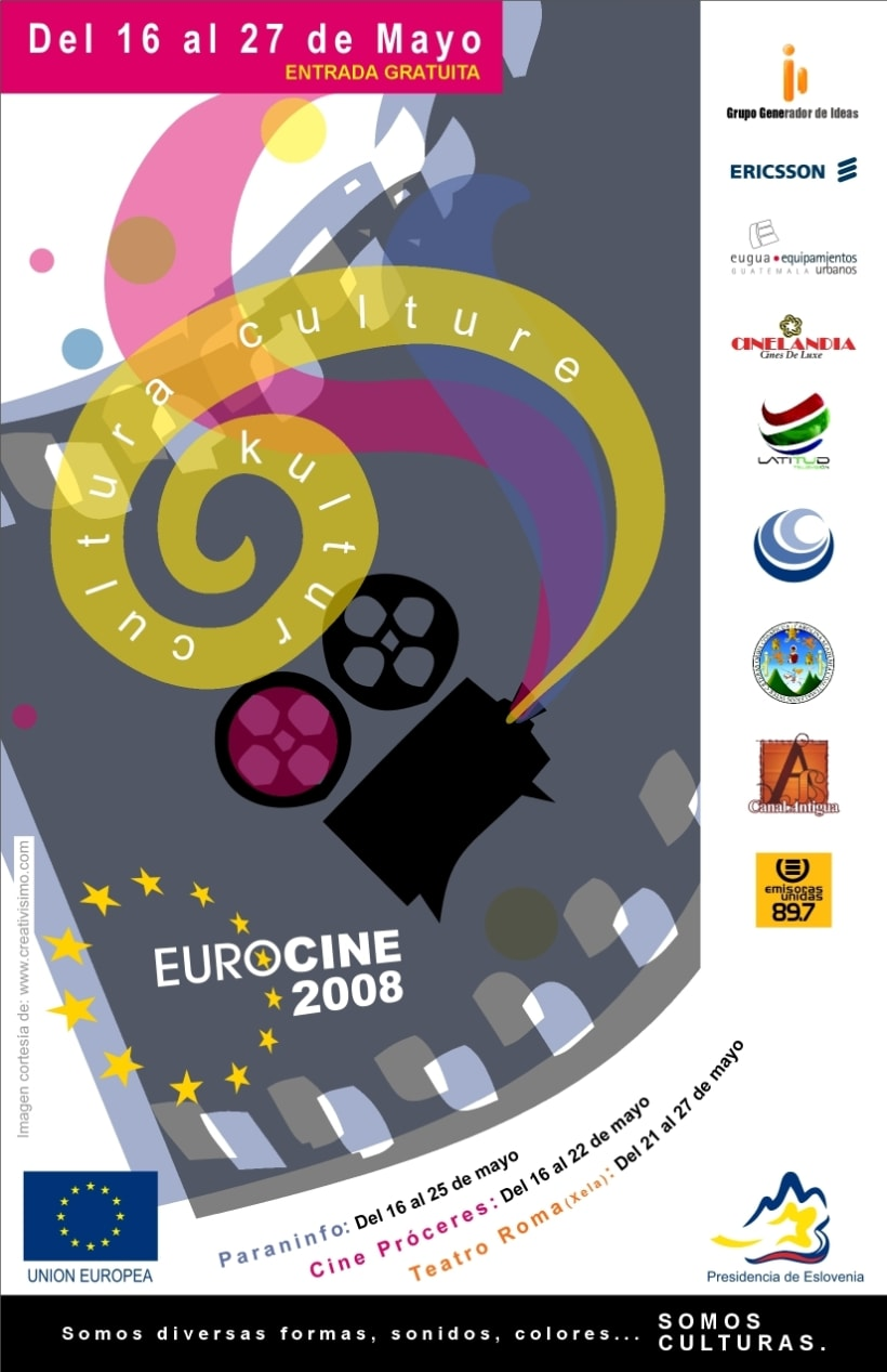 Eurocine - Guatemala 2008:  (2nd part) 1