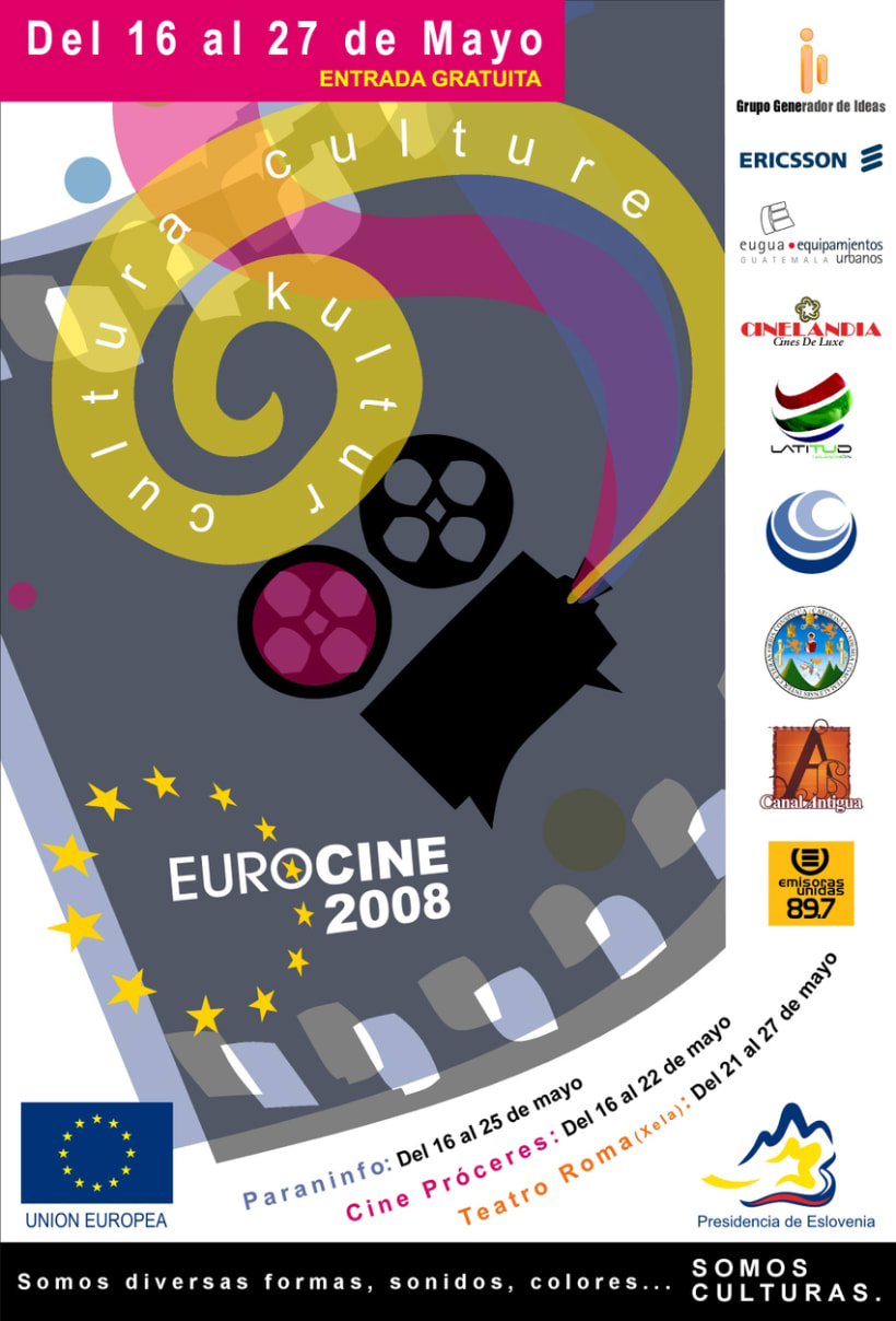 Eurocine - Guatemala 2008:  (2nd part) 3