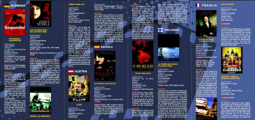 Eurocine - Guatemala 2008: (4th part) Calendar activities 1
