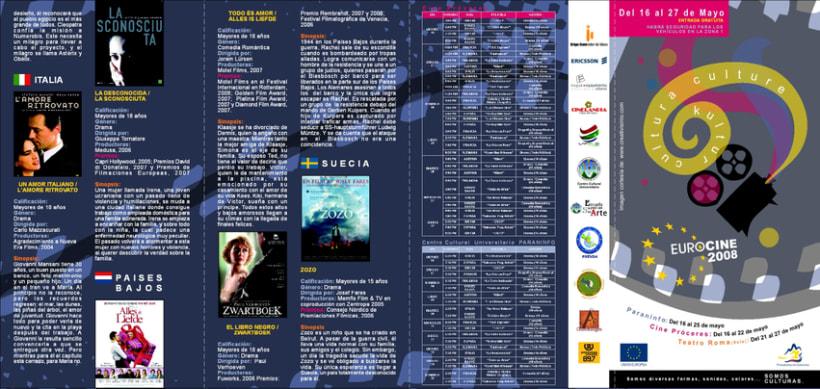 Eurocine - Guatemala 2008: (4th part) Calendar activities 0