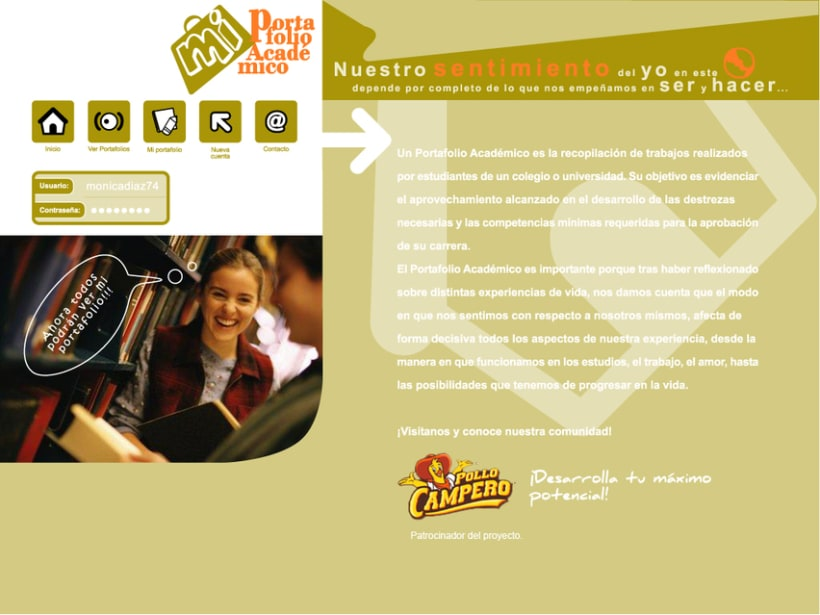 Project GEATEC: image and web design 2
