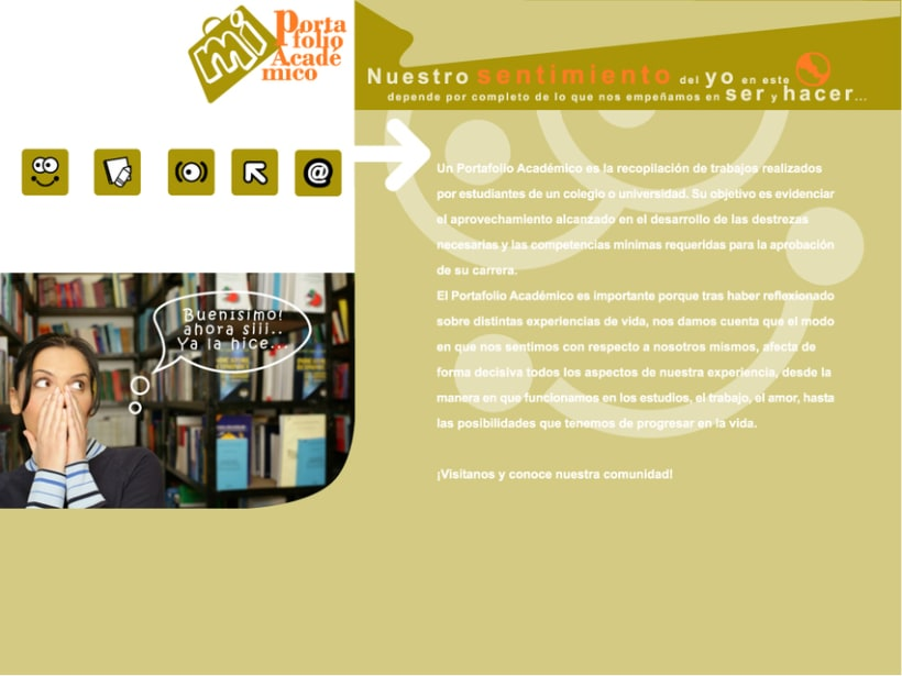 Project GEATEC: image and web design 9