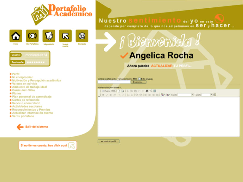 Project GEATEC: image and web design 10