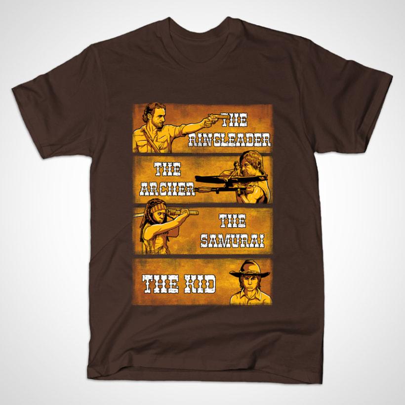 Diseños para camisetas 2