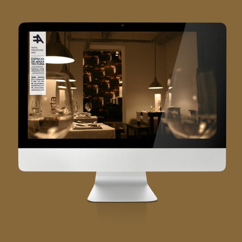 Web Corporativa EA Espacio de Arquitectura -1