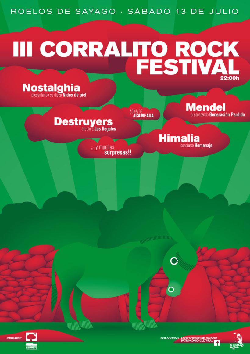 Corralito Rock Festival 0