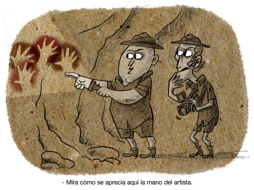 Arqueólogos -1