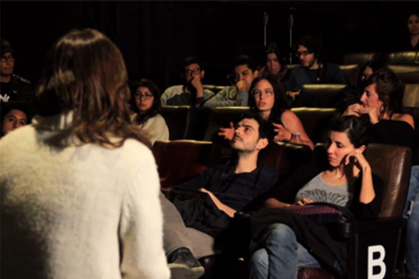 Registro fotográfico Gira de cine documantal Ambulante 4