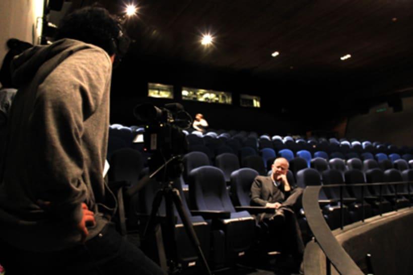 Registro fotográfico Gira de cine documantal Ambulante 5