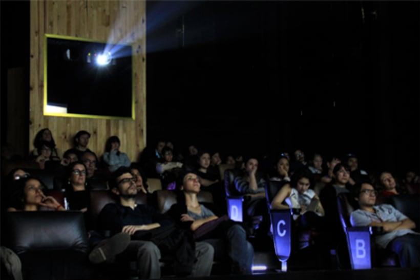 Registro fotográfico Gira de cine documantal Ambulante 7