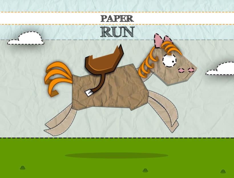 PAPER RUN 0