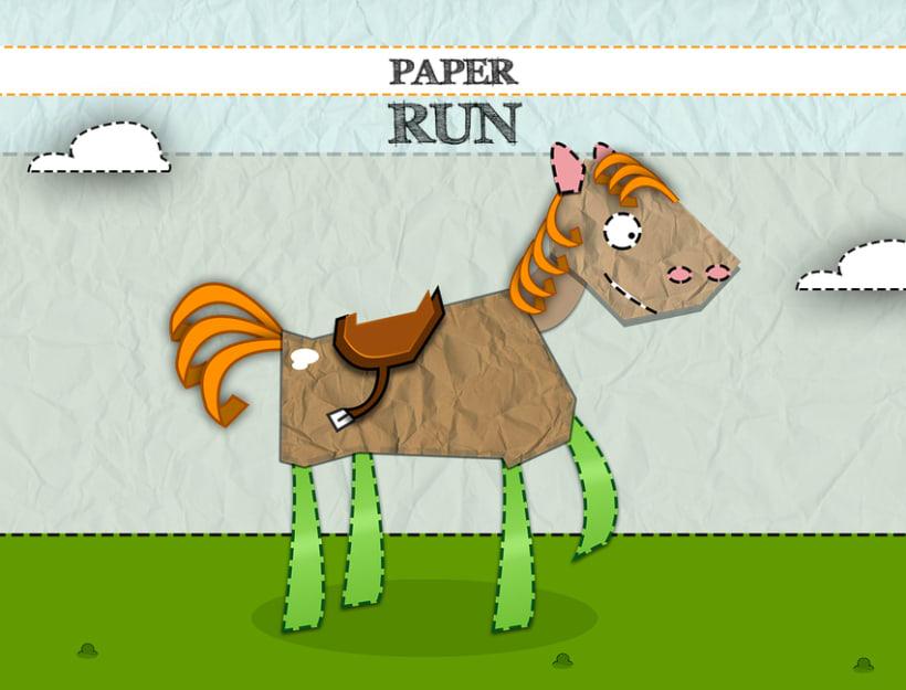 PAPER RUN 1