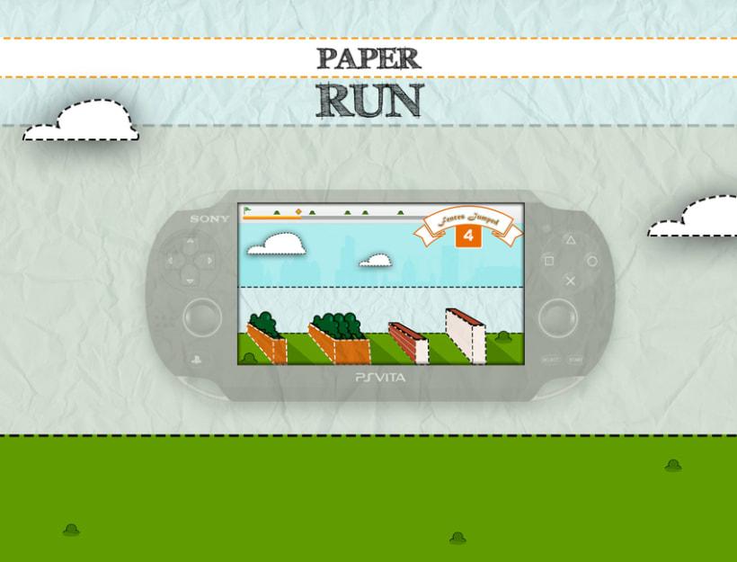 PAPER RUN 8