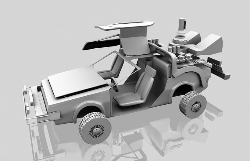 Modelado 3D 3