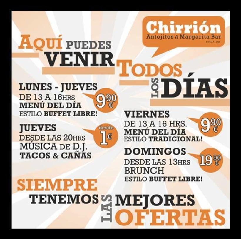Restaurante Chirrión -1