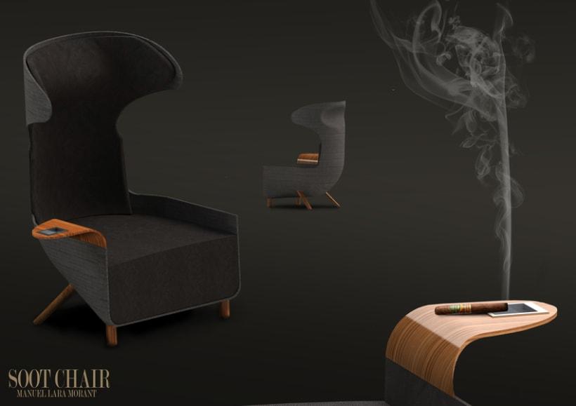 Soot Chair  2