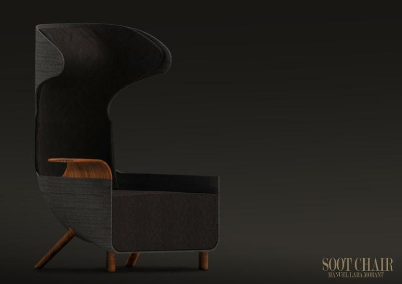 Soot Chair  3