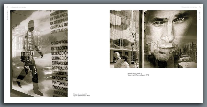 """Catalogo de la exposición colectiva de fotografía """"X Maneras de mirar la calle"""" 4"""
