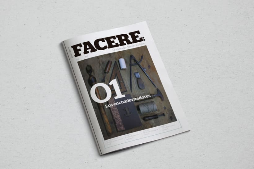 FACERE - Proyecto Editorial 1