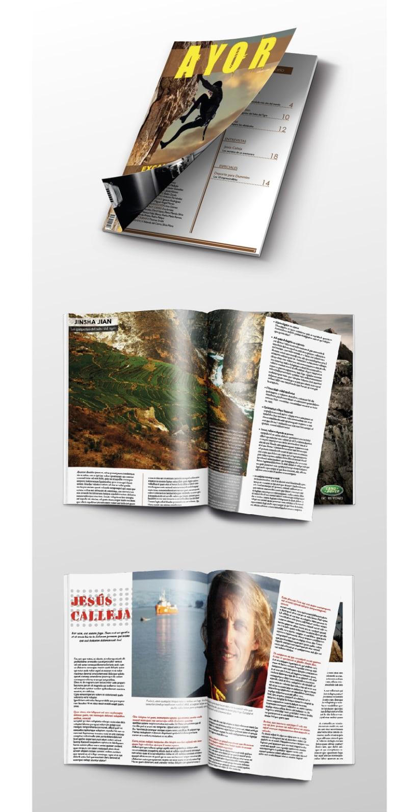 Ayor Magazine -1