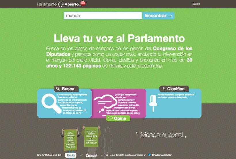 Parlamento Abierto 4