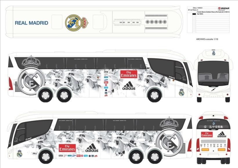 Bus Real Madrid -1