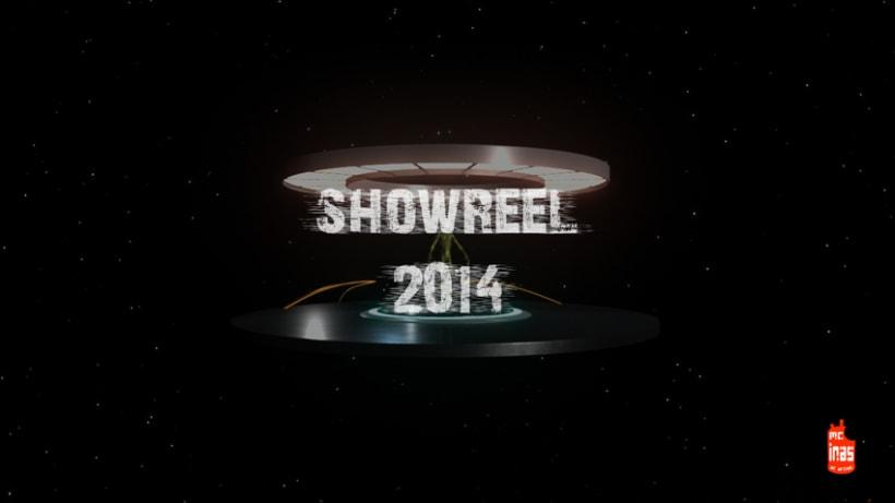 Showreel 2014 0