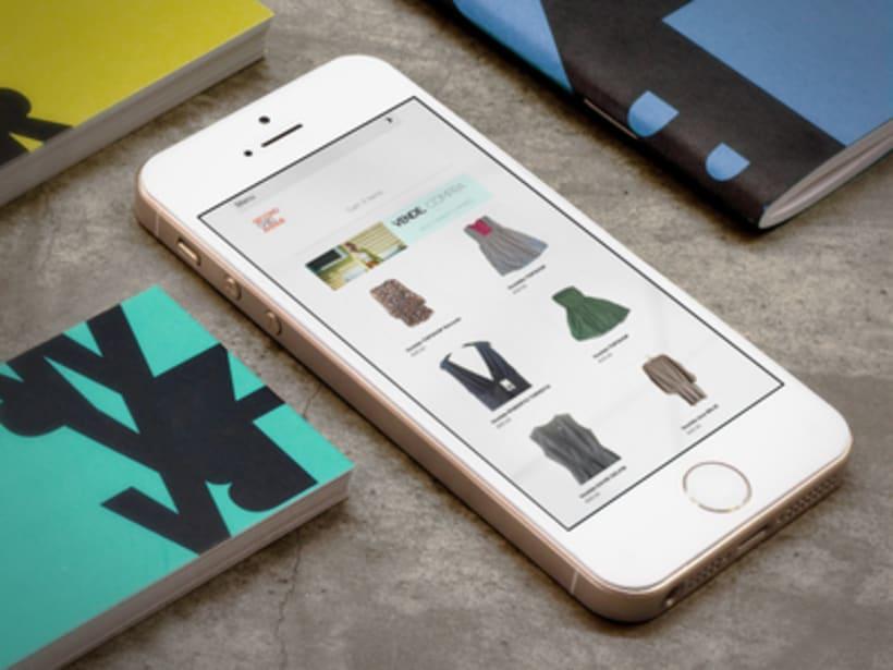 Creación tienda online ropa de segunda mano -1