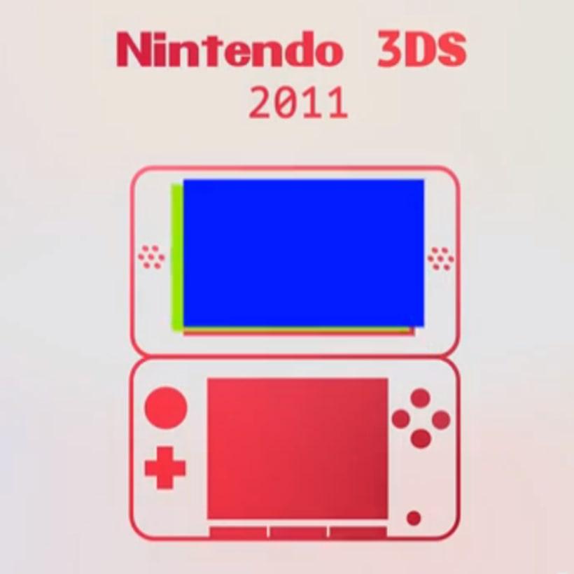 Nintendo Portable Evolution 4