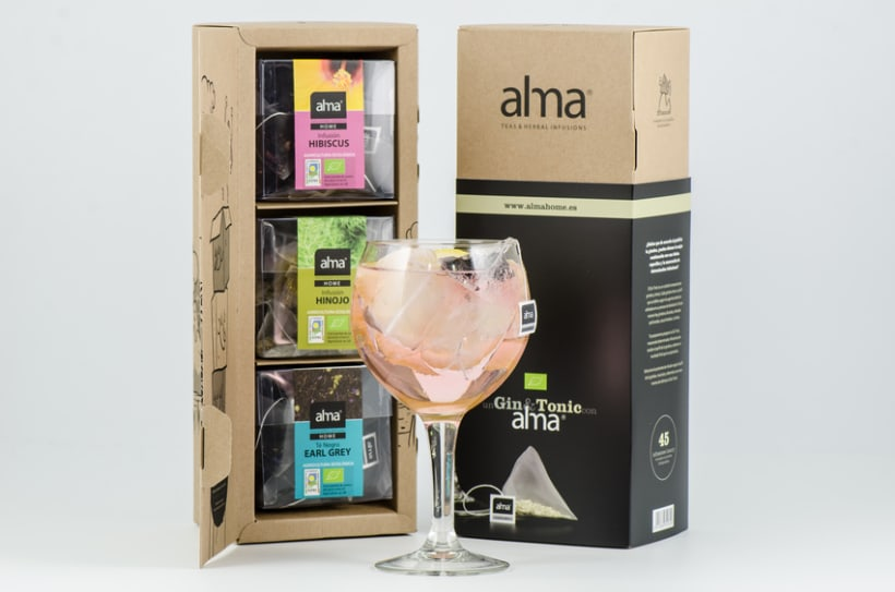 Alma Gin&Tonic Herbal Infusions 3