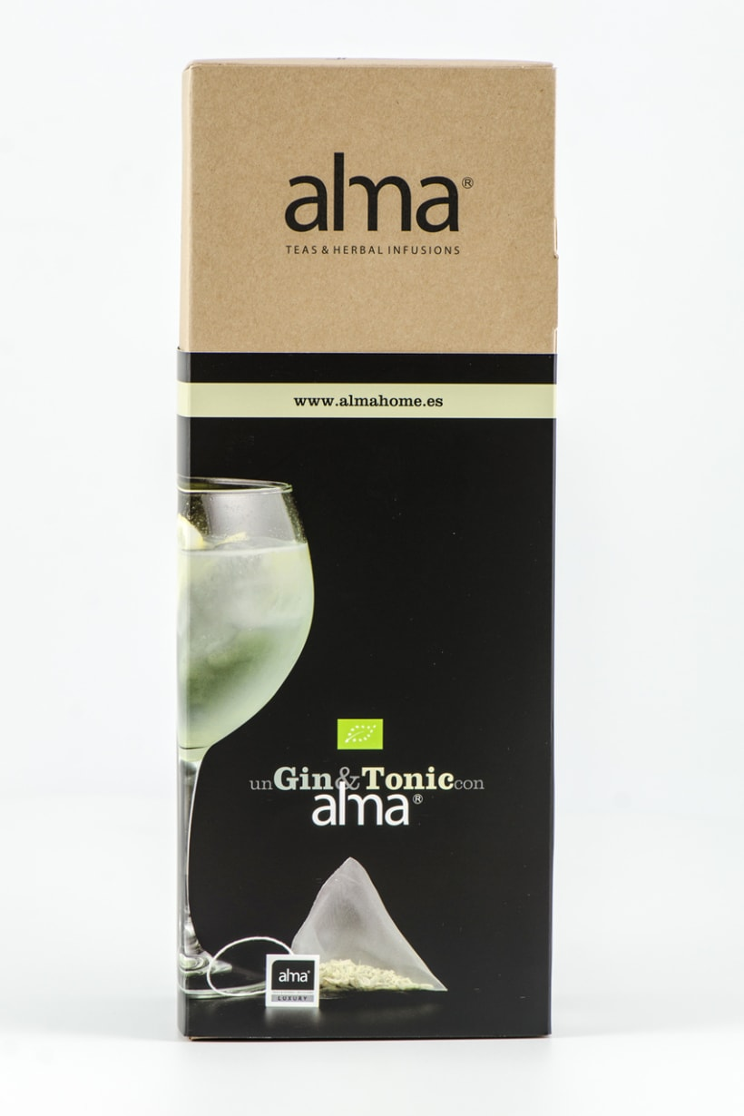 Alma Gin&Tonic Herbal Infusions 4