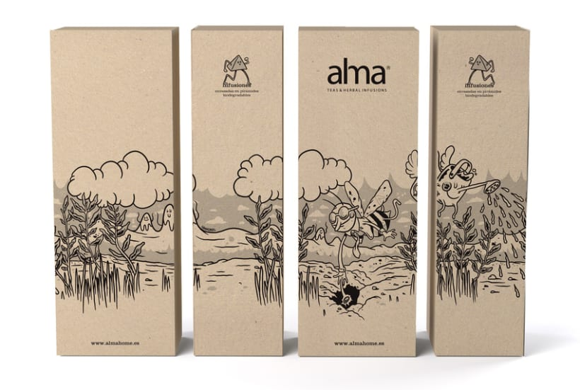 Alma Gin&Tonic Herbal Infusions 5