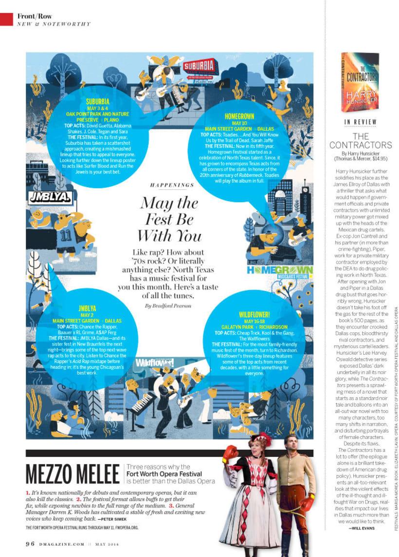 D Magazine - Dallas, USA 1